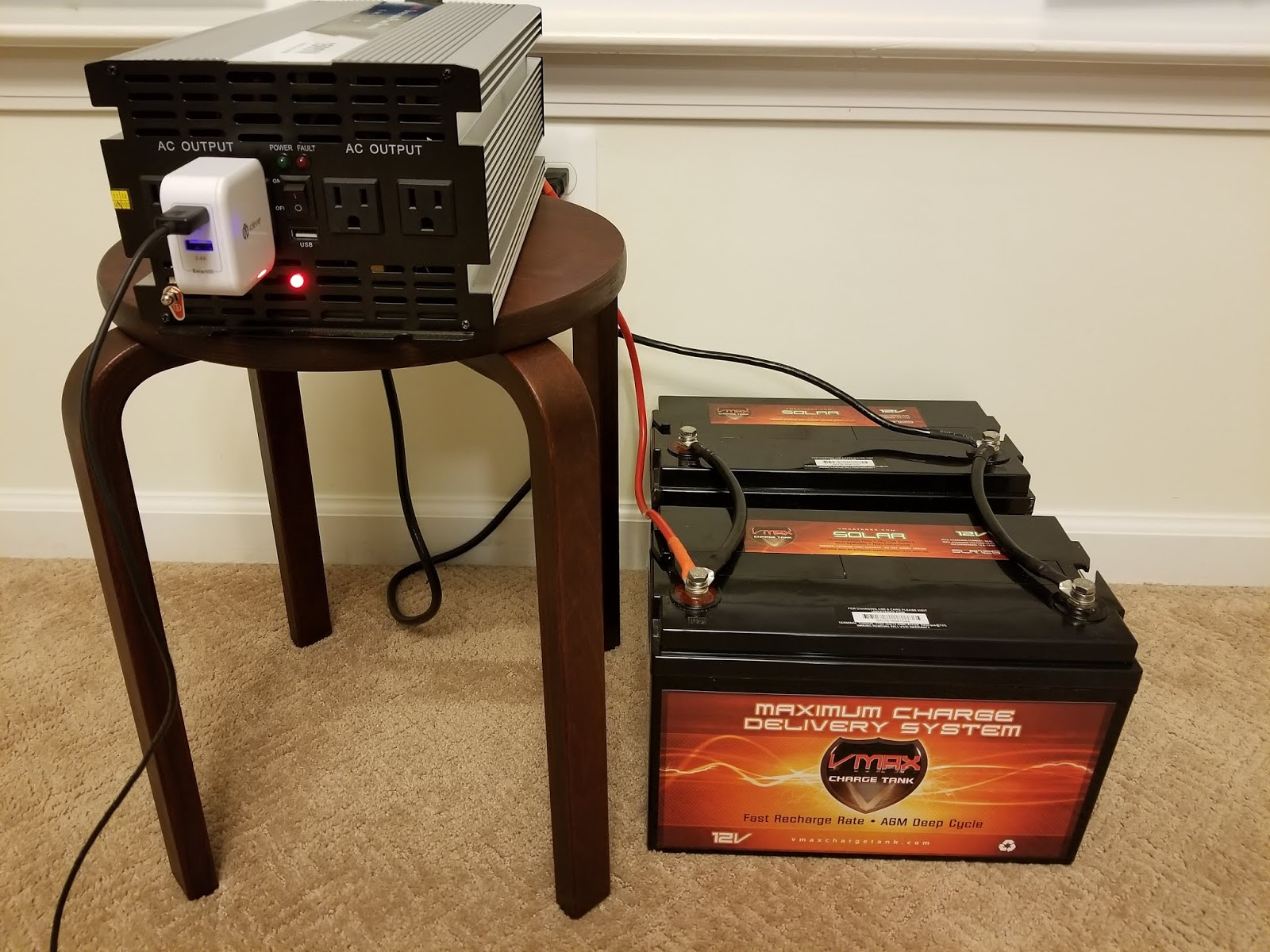 Bargains.com Blog: How to size your battery bank: Home ... on