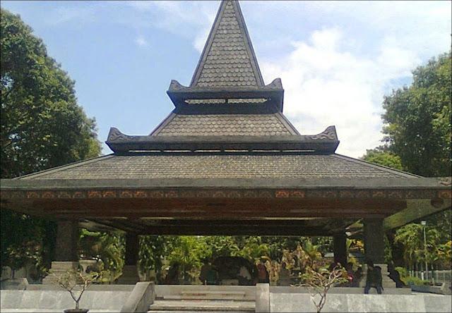 objek wisata Makam Proklamator President RI, Ir Soekarno