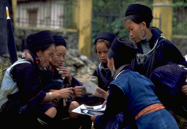 SAPA - fascinating place in northern Vietnam with Hmong and Dao ethnic minorities