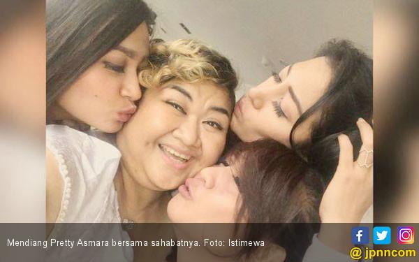 Sebelum Meninggal, Pretty Asmara Minta Dimandikan Sahabat