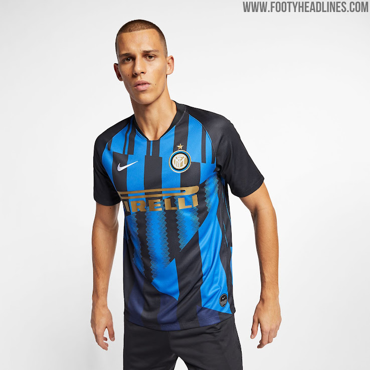 EXCLUSIVE Limited Edition Inter Milan Mashup Jersey 2018//2019 20th Anniversary