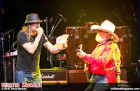 Kid Rock with Charlie Daniels