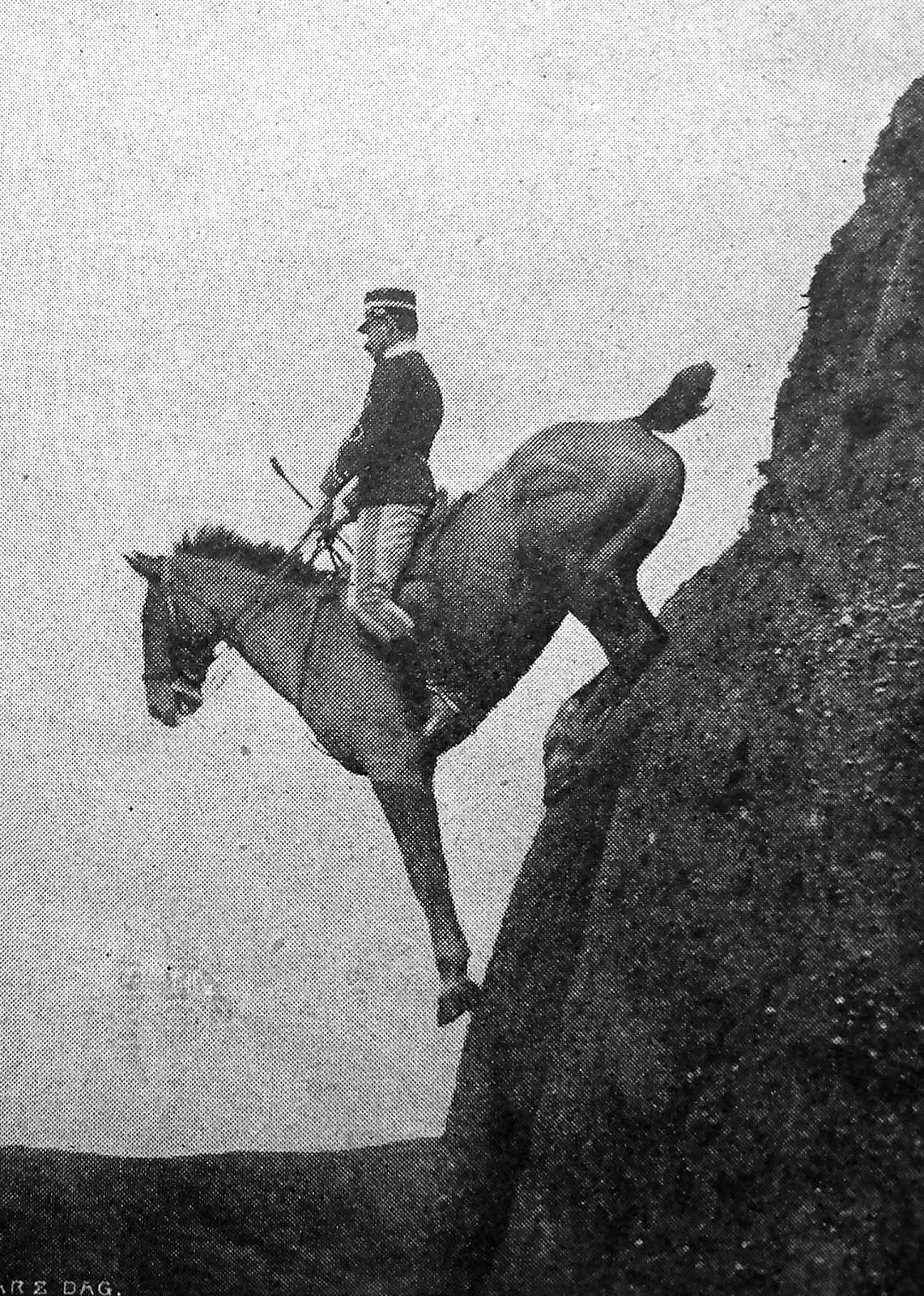 the italian cavalry school 1906 vintage everyday