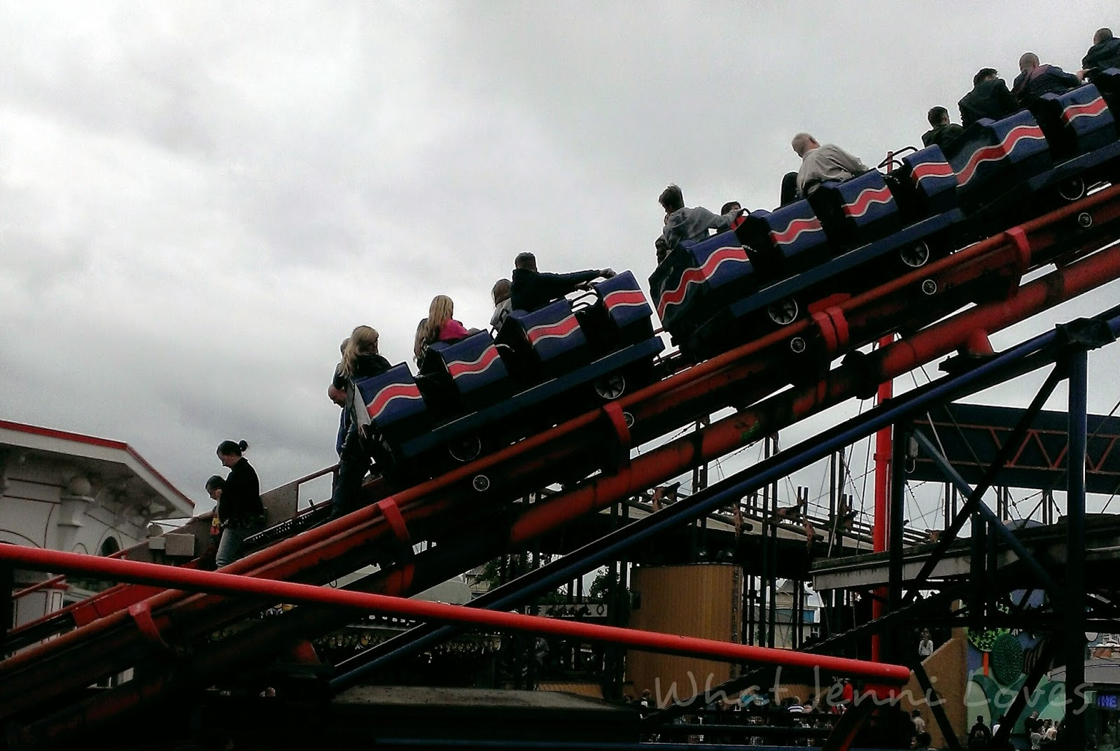 The Big One at Blackpool Pleasure Beach