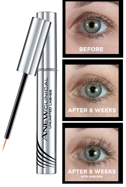 52bf43edfd5 Eye Love Wednesday - Avon Anew Clinical Lash & Brow Activating Serum ...
