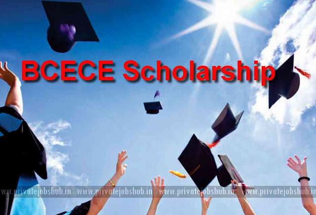 BCECE Scholarship