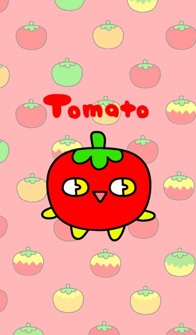 [Ripe Tomatos.]