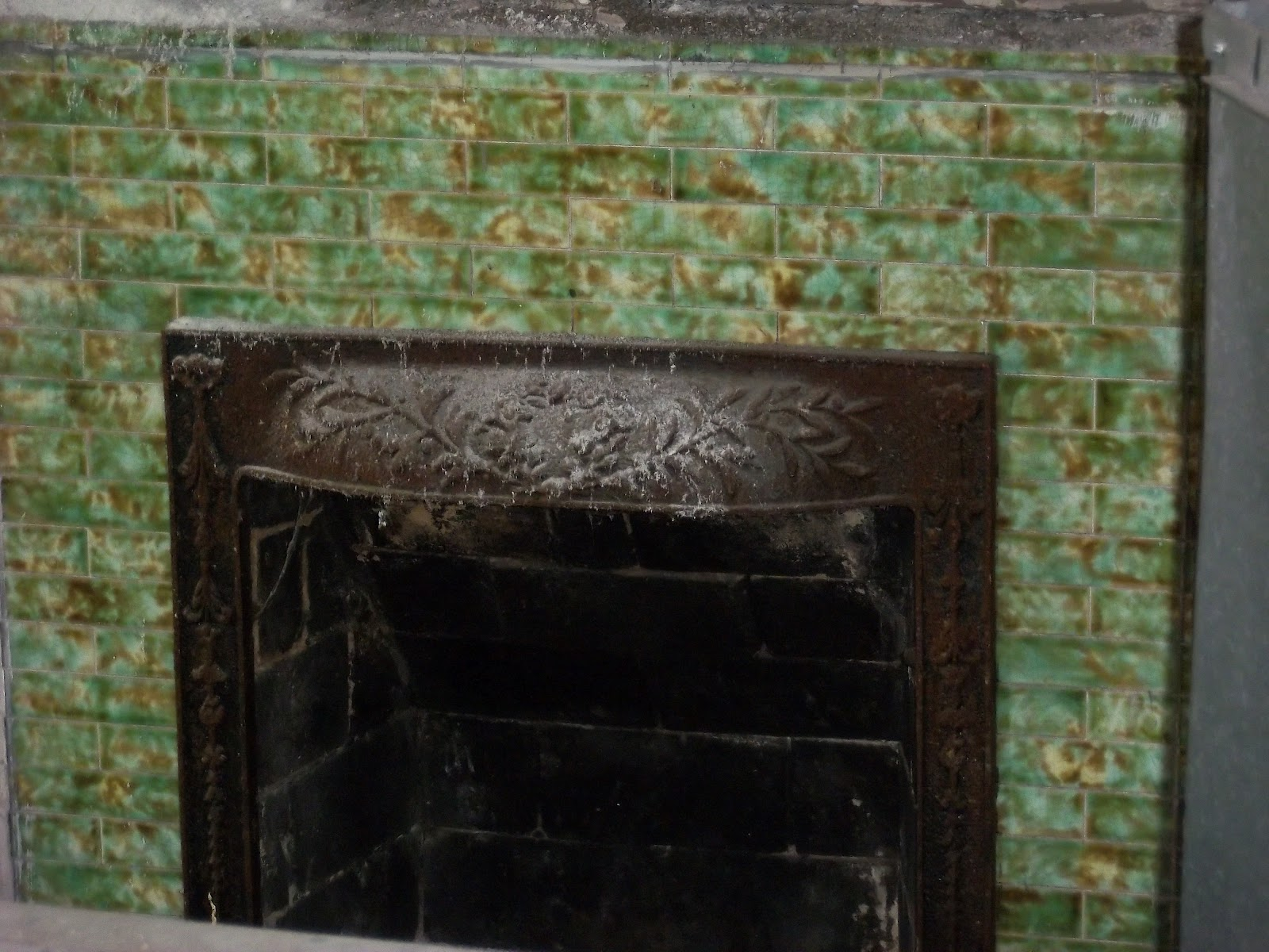 Fabulous The Horner House Project: Fireplace Tiles MT27