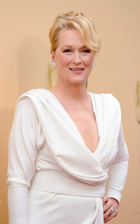 Actors and actresses who won Oscars Meryl Streep