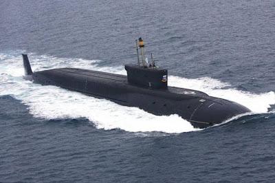 Kapal Selam Rusia
