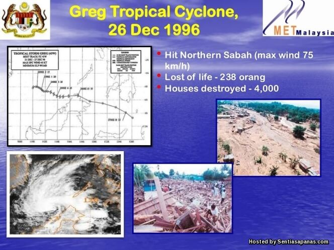 Ribut Tropika Greg