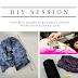 DIY Session: Membuat Pashmina Instan Sendiri