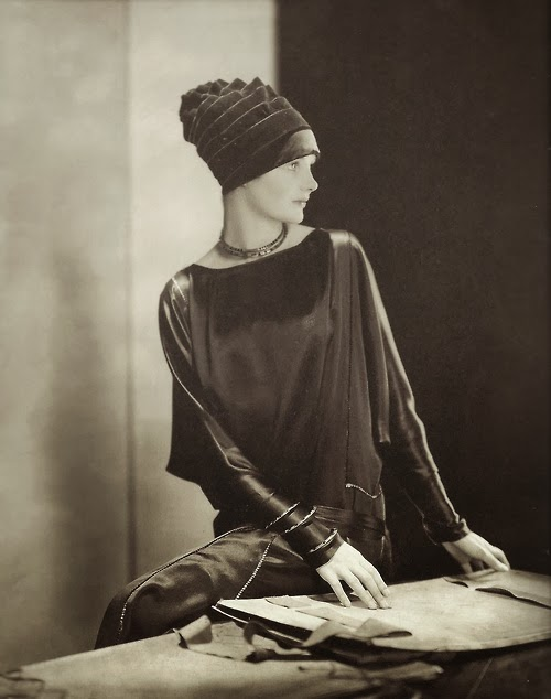 Edward Steichen. Fotografía | Photography. Dorothy Smart, 1926