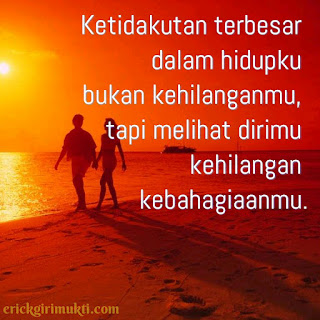 Kata-kata romantis tentang cinta