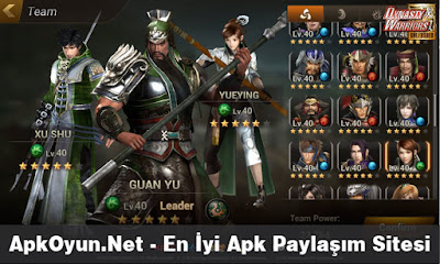 Dynasty-Warriors-Unleashed-APK-Mega-Mod-Hile