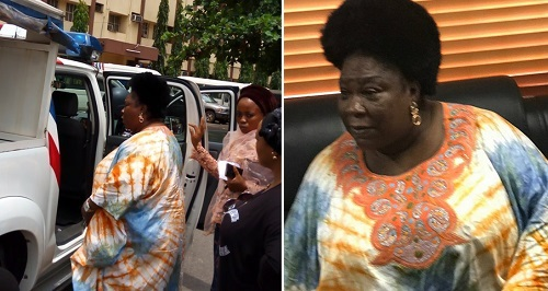 Lady who attempted suicide in Lagos, arraigned for attempted suicide, granted N500k bail