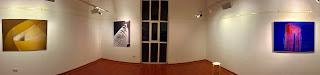"""Ausstellung """"Lichtraum"""" in Schondorf am Ammersee"""
