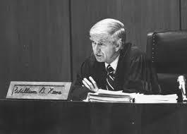 the honorable judge william b keene