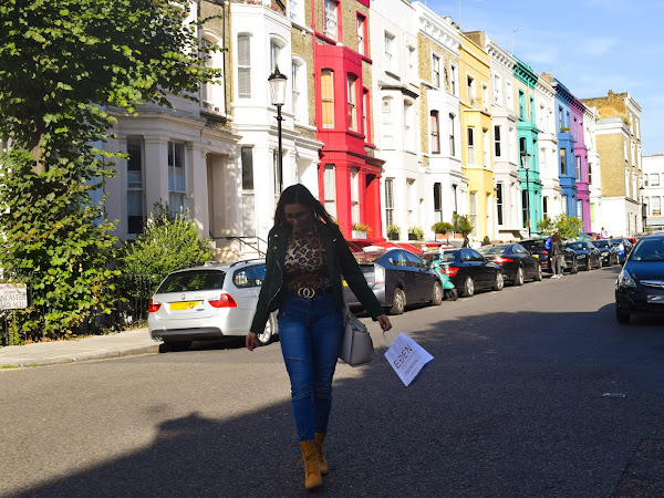 A Realistic Day Out in Kensington London
