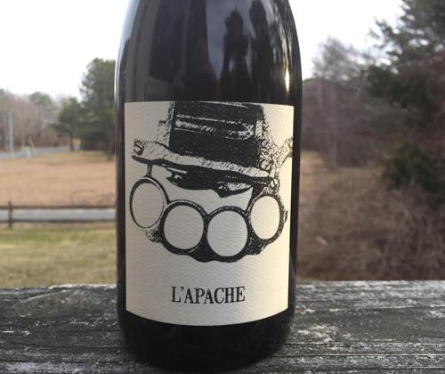 Olsen Perri Central Coast 2014 L'Apache Pinot Noir