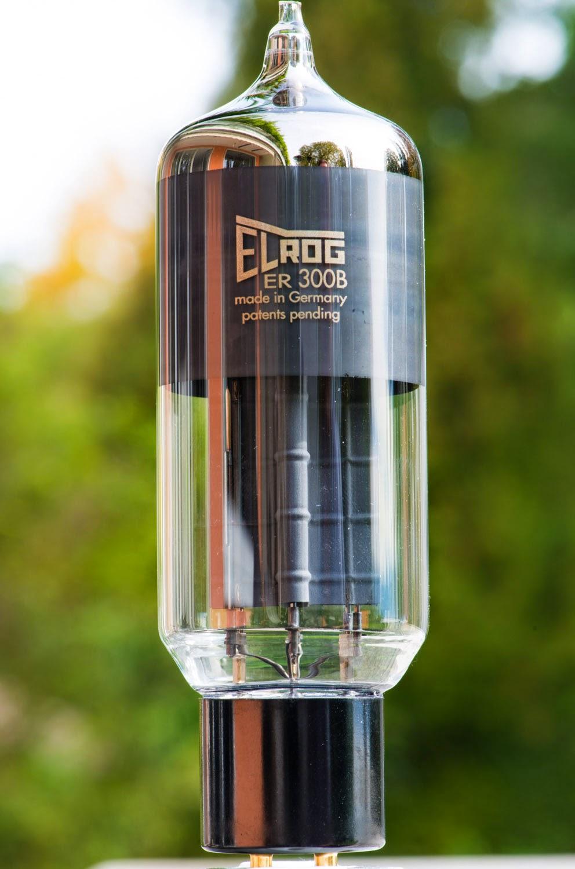 Für aussergewöhnliche 300B-Röhrenverstärker: 300B von ELROG