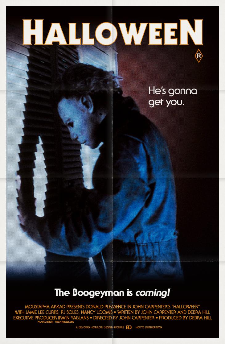 BEYOND HORROR DESIGN: HALLOWEEN (John Carpenter 1978