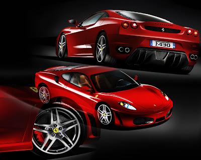 Informative BLOG: Cool Ferrari Wallpapers