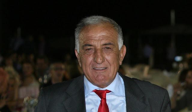 Απεβίωσε ο επιχειρηματίας Σάββας Μεντεκίδης - Συλλυπητήρια της Ένωσης Ποντίων Μαγνησίας