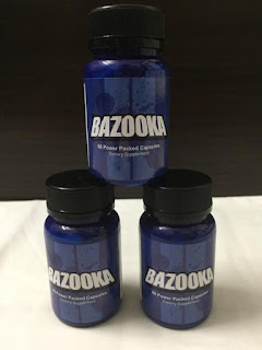 Original Bazooka Pills (New Zealand)