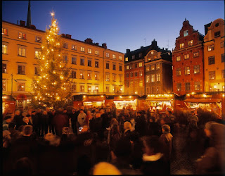 Christmas Markets in Stockholm 2018