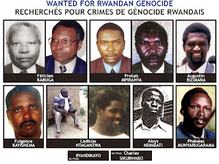 Wanted for Rwandan 1994 Genocide