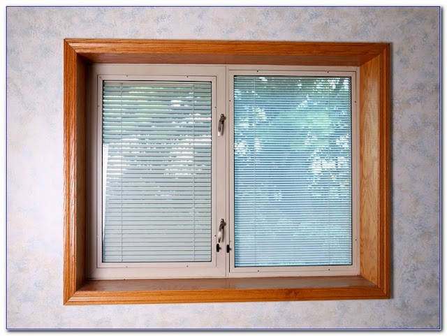Custom WINDOWS With Blinds Between The GLASS reviews