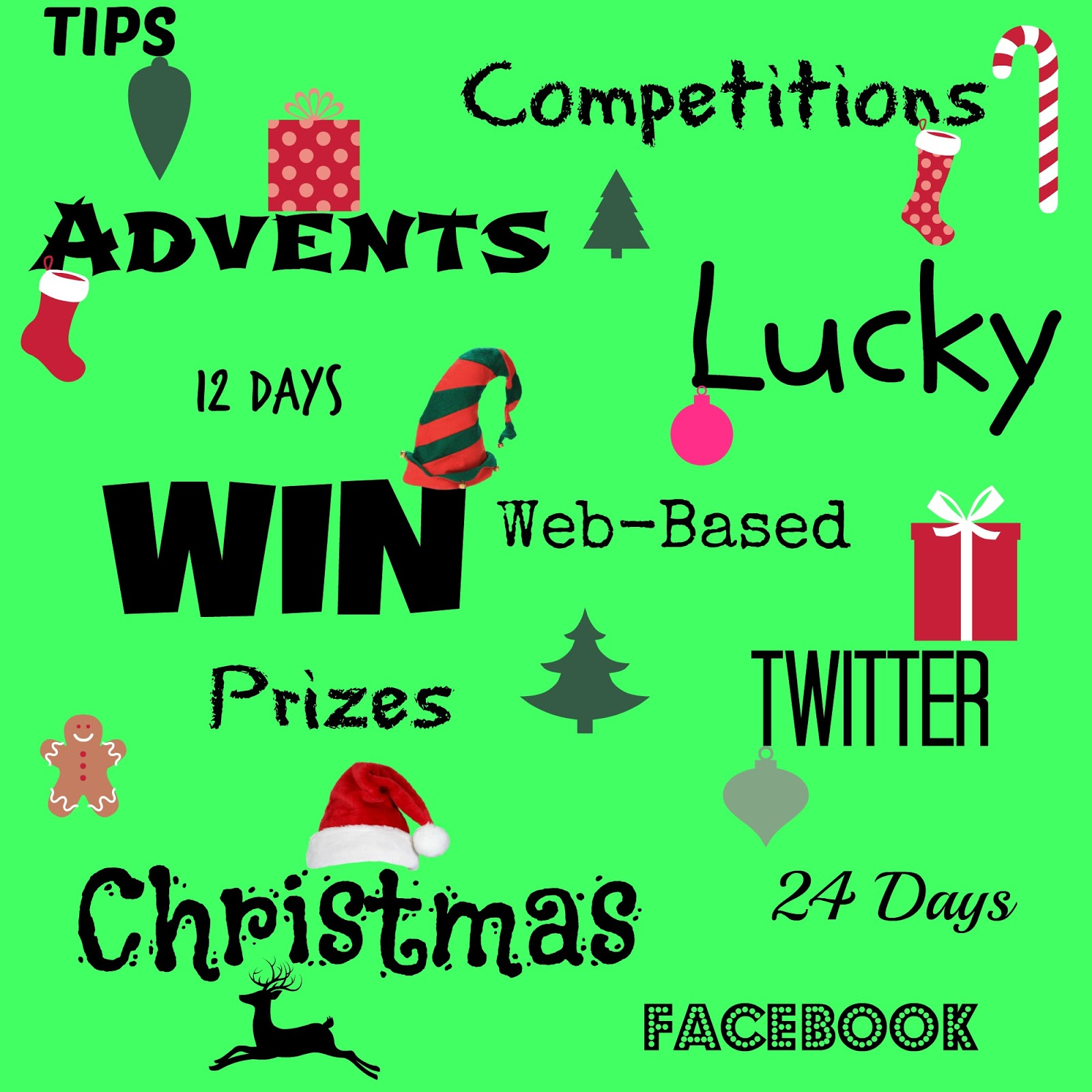 Tips On Entering Advent Competitions Rachel Bustin