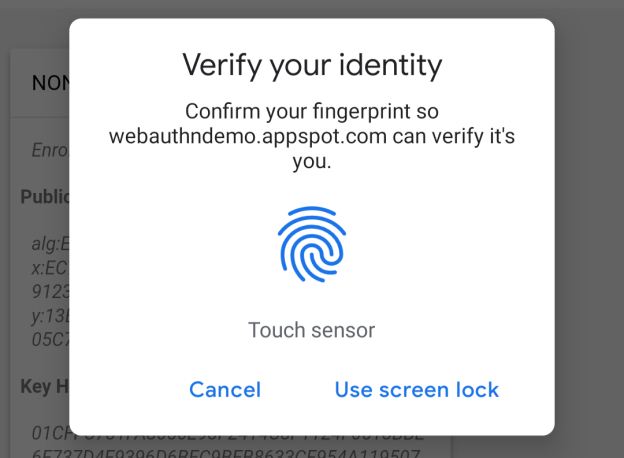 Google Adds Web Bluetooth And 2FA Fingerprint Support To Chrome Beta