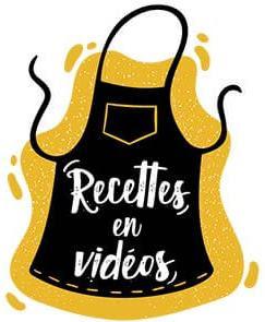 Recettes en vidéos