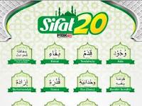 20 Sifat Wajib Alah dan 20 Sifat Mustahil Allah Beserta Artinya dan Arabnya