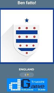 Soluzioni Quiz Calcio livello 61