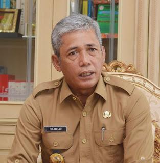 Bupati Iskandar Pastikan Proyek Strategis Nasional di OKI Berjalan Lancar