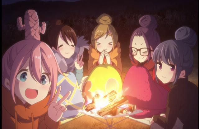 Yuru Camp Episode 12 Sub Indo