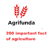200 very important agriculture facts-agrifunda