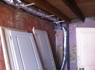 installing a heat distribution system in France