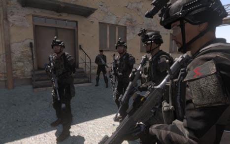 Arma3用テロ組織のBlack Orderアドオン