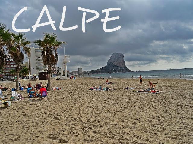 Calp (kat. Calp) – miasto w Hiszpanii, w Walencji