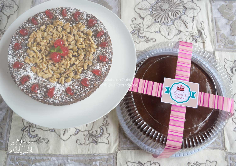 Faça e Venda Especial Cozinha do Quintal: Bolos Natalinos com embalagens Galvanotek
