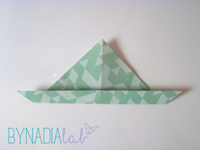 tutorial coniglio origami bynadialab