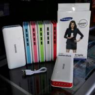 POWERBANK SAMSUNG 198000 4 OUTPUT + 4 SENTER PACKING CEWEK
