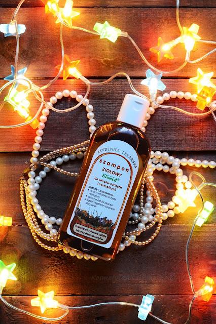 Naturalny szampon do włosów suchych i normalnych Fitomed