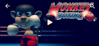 Free download game Monkey Boxing apk