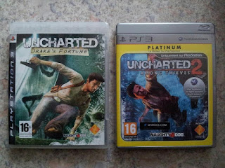 Uncharted jeu ps3