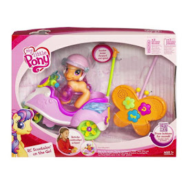 My Little Pony Scootaloo Playsets RC on the Go G3.5 Pony